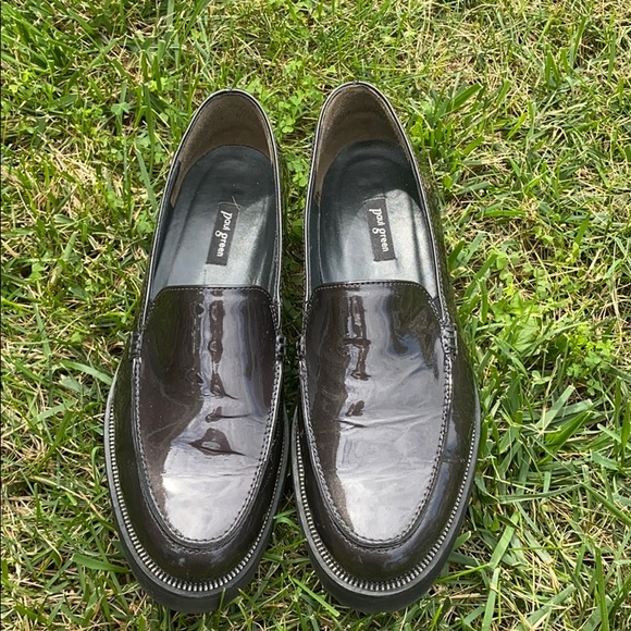 Paul Green Shoes | Patent Leather